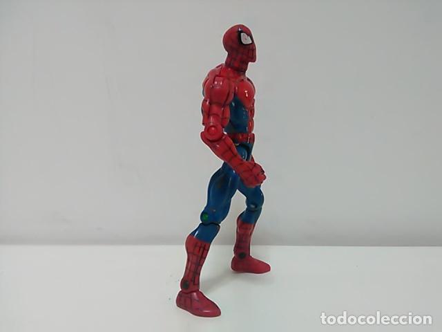Figuras y Muñecos Marvel: Figura de Spider-Man (Spiderman) la serie de animación - 1998 - Toy Biz. - Foto 4 - 78588097