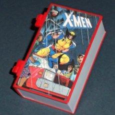 Figuras y Muñecos Marvel: FIGURA WOLVERINE / LOBEZNO (X-MEN) - PROMOCIÓN BURGER KING (1999). Lote 80262369