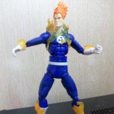 Figuras y Muñecos Marvel: MARVEL LEGENDS ANTORCHA HUMANA RONAN SERIES, SIMILAR DC UNIVERSE CLASSICS. Lote 83509660