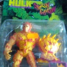 Figuras y Muñecos Marvel: MUÑECO DE PVC ZZZAX AÑOS 90. Lote 83851048