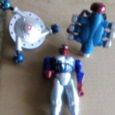 Figuras y Muñecos Marvel: MUÑECO DE PLASTICO SPIDER-MAN AÑOS 90. Lote 83883936