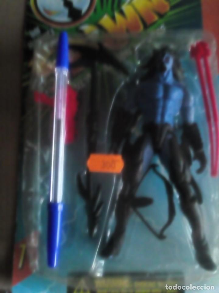 Figuras y Muñecos Marvel: MUÑECO DE PVC.. PLASTICO SPAWN CRUTCH AÑOS 90 - Foto 2 - 83887364
