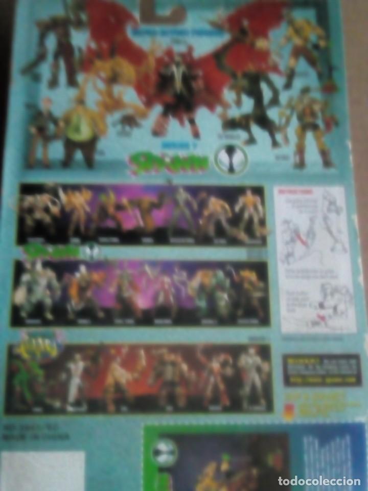 Figuras y Muñecos Marvel: MUÑECO DE PVC.. PLASTICO SPAWN CRUTCH AÑOS 90 - Foto 3 - 83887364