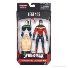 Figuras y Muñecos Marvel: SPEED DEMON MARVEL LEGENDS SERIE SPIDER-MAN FIGURE. Lote 84175643