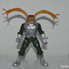 Figuras y Muñecos Marvel: MUÑECO FIGURA VILLANO SPIDERMAN DR OCTOPUS MARVEL HASBRO. Lote 85947656