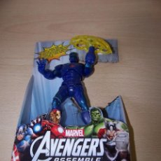 Figuras y Muñecos Marvel: IRON MAN MIGHTY BATTLERS STEALTH TECH ARMOUR.. Lote 85962044