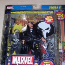 Figuras y Muñecos Marvel: PUNISHER / CASTIGADOR MARVEL LEGENDS SERIE VI.. Lote 85963188
