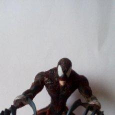 Figuras y Muñecos Marvel: SPIDERMAN - CARNAGE - FIGURA DE ACCION ARTICULADA SPIDER MAN - (C) MARVEL ENT. 1999. Lote 86723980