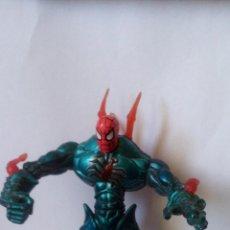 Figuras y Muñecos Marvel: SPIDERMAN - ¡¡RARA!! FIGURA DE ACCION ARTICULADA SPIDER MAN - (C) MARVEL ENT. 1999. Lote 86724900
