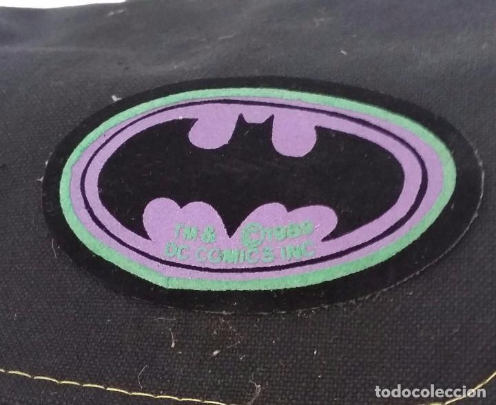Figuras y Muñecos Marvel: Mochila de Batman de DC Comics año 1989 - Foto 3 - 86850844