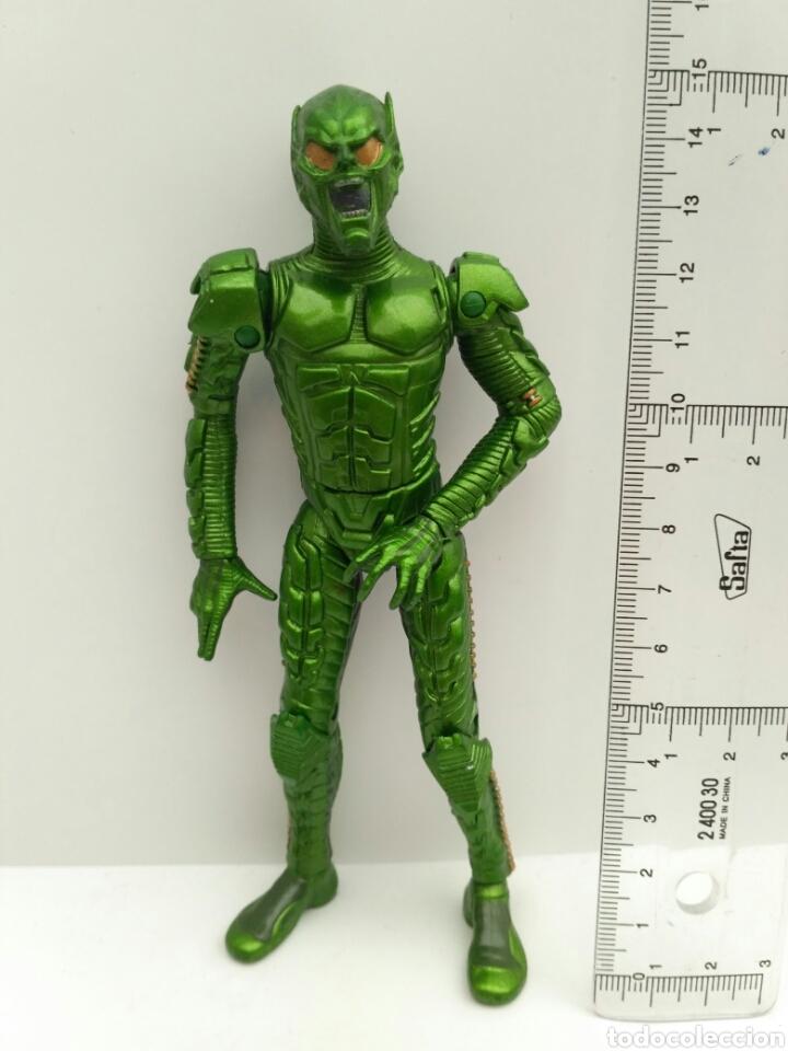 Figura De Acción Duende Verde Spiderman Kaufen Figuren Von Marvel