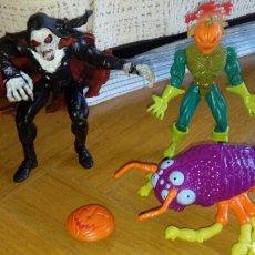 Figuras y Muñecos Marvel: ENEMIGOS DE SPIDERMAN: MORBIUS Y JACK O LANTERN MARVEL LEGENDS. Lote 91382088
