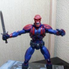 Figuras y Muñecos Marvel: RED SKULL CRANEO ROJO FACE OFF CAPTAIN AMERICA PACK MARVEL LEGENDS.. Lote 92510765