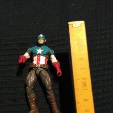 Figuras y Muñecos Marvel: FIGURA CAPITAN AMERICA CAPTAIN MARVEL HASBRO 2010. Lote 92966693