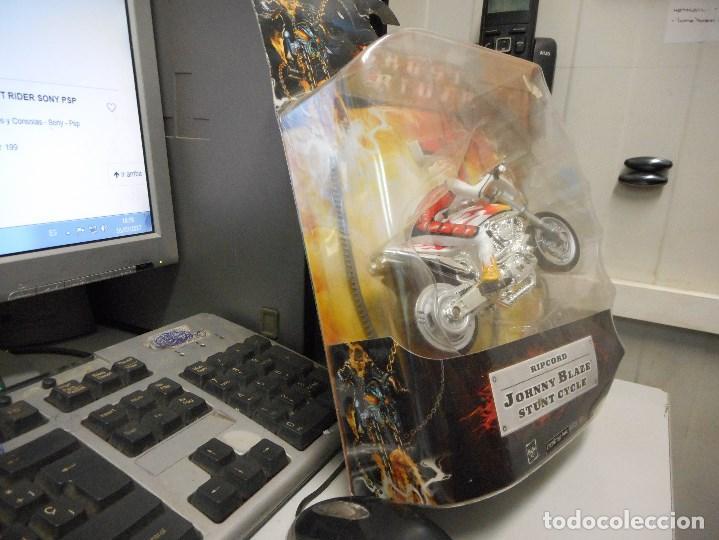 Figuras y Muñecos Marvel: ghost rider el motorista fantasma por abrir nuevo marvel famosa - Foto 2 - 93176940
