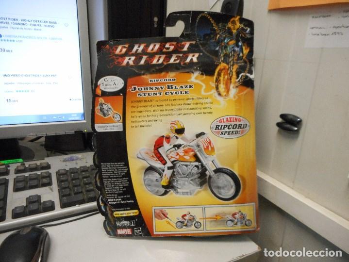 Figuras y Muñecos Marvel: ghost rider el motorista fantasma por abrir nuevo marvel famosa - Foto 5 - 93176940