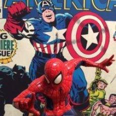 Figuras y Muñecos Marvel: FIGURAS MARVEL BUSTOS ¡ SPIDERMAN ! ¡ NUEVO !. Lote 95427735
