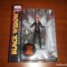 Figuras y Muñecos Marvel: BLACK WIDOW MARVEL SELECT. Lote 95530279