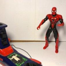 Figuras y Muñecos Marvel: SPIDERMAN CON SOPORTE DE PELEA / LUCHA - TOY BIZ AÑOS 90 - MARVEL. Lote 95727871