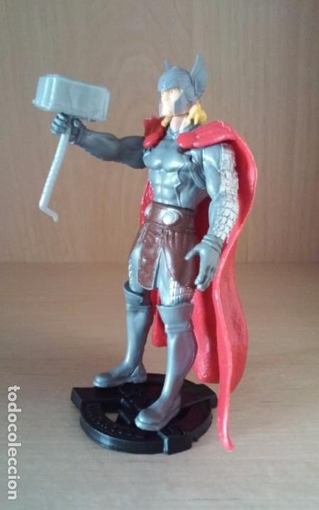 Figuras y Muñecos Marvel: Figura de Thor, Avengers, Vengadores - Foto 3 - 96381799