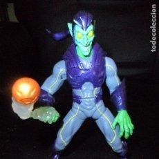 Figuras y Muñecos Marvel: EL DUENDE VERDE - THE AMAZING SPIDER-MAN, WEB BATTLERS - MARVEL 2012 HASBRO - 18CM.. Lote 96605471