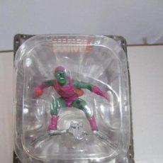 Figuras y Muñecos Marvel: MARVEL PLANETA DE AGOSTINI 2004. DUENDE VERDE - EN SU BLISTER ORIGINAL. Lote 83671204