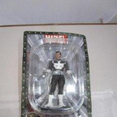 Figuras y Muñecos Marvel: MARVEL PLANETA DE AGOSTINI 2004. PUNISHER - EN SU BLISTER ORIGINAL. Lote 134861282