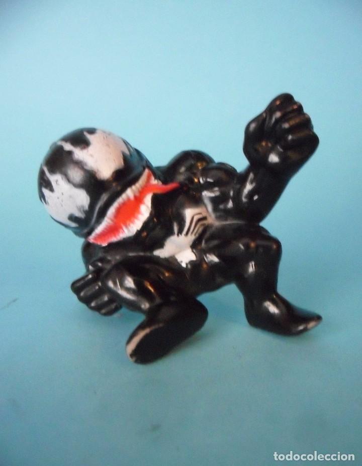 SPIDERMAN VENOM FIGURA DE PVC MARVEL 1997 (Juguetes - Figuras de Acción - Marvel)