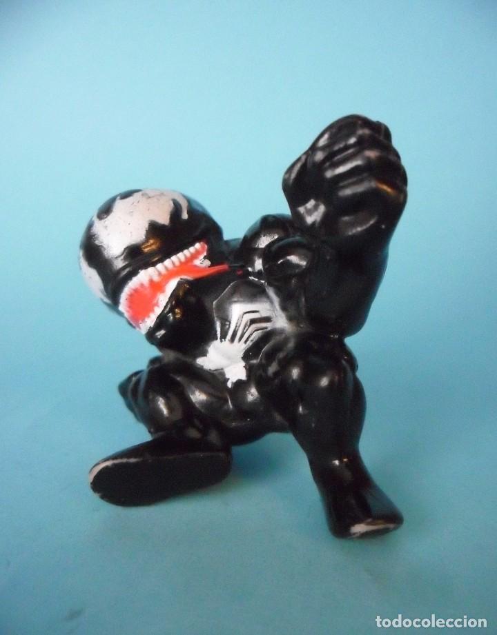 Figuras y Muñecos Marvel: SPIDERMAN VENOM FIGURA DE PVC MARVEL 1997 - Foto 3 - 97782843