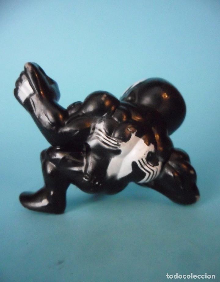 Figuras y Muñecos Marvel: SPIDERMAN VENOM FIGURA DE PVC MARVEL 1997 - Foto 4 - 97782843