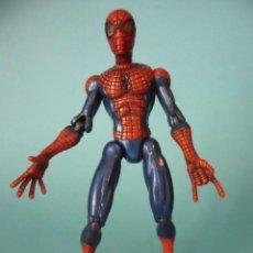 Figuras y Muñecos Marvel: SPIDERMAN FIGURA ARTICULADA DE 13 CM TOY BIZ 1999. Lote 98089679
