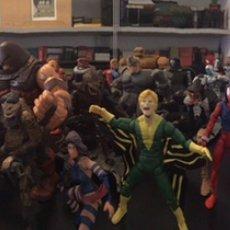 Figuras y Muñecos Marvel: COLECCIÓN MARVEL LEGENDS 47 FIGURAS. Lote 98392852