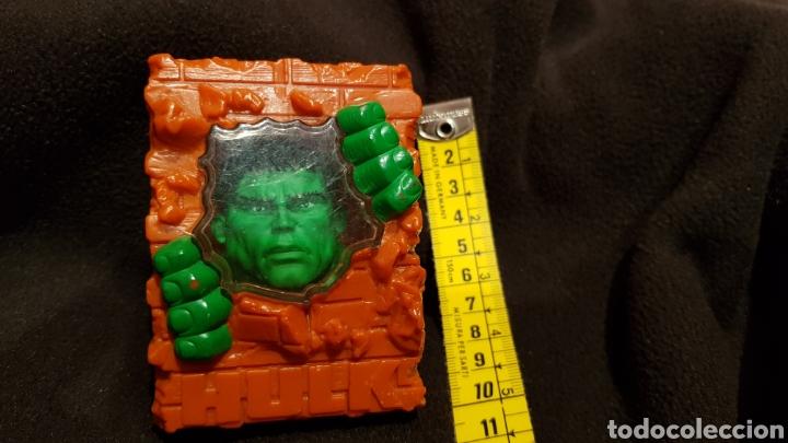 Figuras y Muñecos Marvel: Figura Hulk promocional El Increible Hulk La Masa - Foto 3 - 100423758