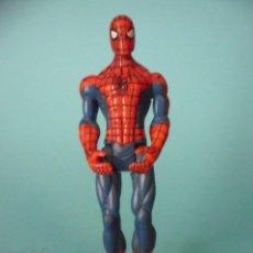 Figuras y Muñecos Marvel: SPIDERMAN FIGURA ARTICULADA DE 10 CM MARVEL HASBRO 2009. Lote 100546147