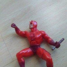 Figuras y Muñecos Marvel: FIGURA SUPERHÉROES DARE DEVIL...YOLANDA 1996..10 CM. Lote 102507820
