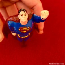 Figuras y Muñecos Marvel: SUPERMAN RETURNS FIGURA CON SONIDO Y ARTICULADA BURGUER KING 12 CM. Lote 102674355