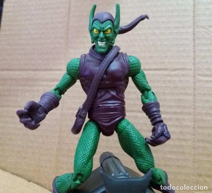 Figura Duende Verde Green Goblin Marvel Legends Kaufen Figuren Von