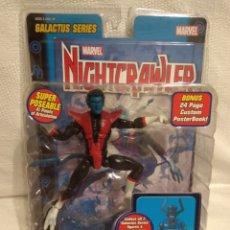 Figuras y Muñecos Marvel: MARVEL LEGENDS NIGHTCRAWLER RONDADOR NOCTURNO. XMEN. LOBEZNO. SPIDERMAN. Lote 149414612