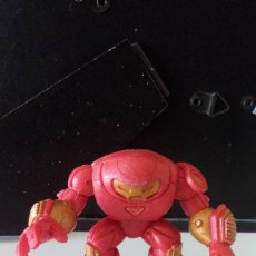 Figuras y Muñecos Marvel: FIGURA IRON MAN HULKBUSTER DE SUPERHERO SQUAD. MARVEL 2008. ORIGINAL DE HASBRO. . Lote 105082247