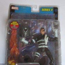 Figuras y Muñecos Marvel: MARVEL LEGENDS NICK FURY MUY DIFICIL PRECINTADO VARIANTE SERIE 5 HEROES MARVEL. Lote 105129675