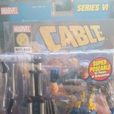 Figuras y Muñecos Marvel: CABLE - MARVEL LEGENDS- SERIES VI-TOY BIZ WORLDWIDE. Lote 183829563
