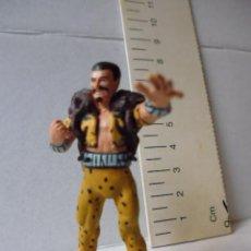 Figuras y Muñecos Marvel: -FIGURA DE COLECCION MARVEL -KRAVEN -- 2004 -FIGURA METALICA -. Lote 106142819