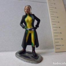 Figuras y Muñecos Marvel: -FIGURA DE COLECCION MARVEL-PICARA-PATRULLA X- 2004 -FIGURA METALICA -. Lote 106148959