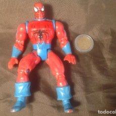 Figuras y Muñecos Marvel: FIGURA VINTAGE SPIDERMAN ACUÁTICO MARVEL TBI AÑO 1995. Lote 106191223