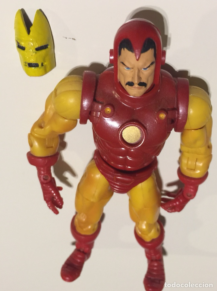 Figuras y Muñecos Marvel: Marvel Legends Iron Man - Foto 2 - 107369818