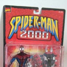 Figurines et Jouets Marvel: SPIDERMAN 2000 WEB LINE (14 CM) ZONA DE ATAQUE.SPIDER-MAN MARVEL FAMOSA.NUEVO.. Lote 253012945