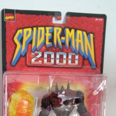 Figure e Bambolotti Marvel: SPIDERMAN 2000 DEEP SEA VENOM (14 CM) CON CRIATURAS DIABÓLICAS.SPIDER-MAN MARVEL FAMOSA.NUEVO.. Lote 216355181