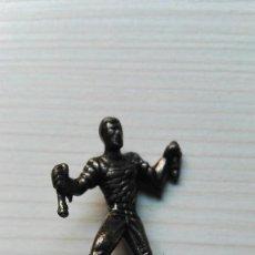 Figuras y Muñecos Marvel: HOMBRE DE ARENA SAND MAN MARVEL 2006 FIGURA DE METAL RARA. Lote 109962111