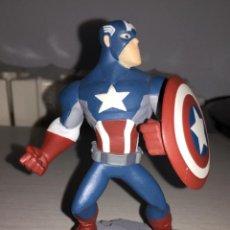 Figuras y Muñecos Marvel: CAPITAN AMERICA, FIGURA DISNEY INFINITY, MARVEL. Lote 111300083