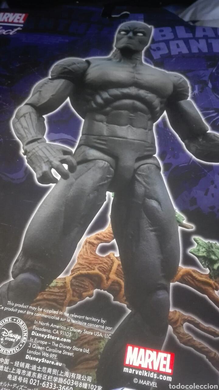 Figuras y Muñecos Marvel: Black Panther en blister - Foto 4 - 111988991